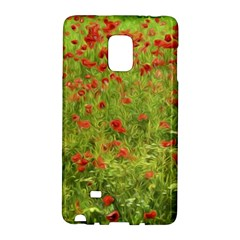 Poppy Vii Galaxy Note Edge by colorfulartwork