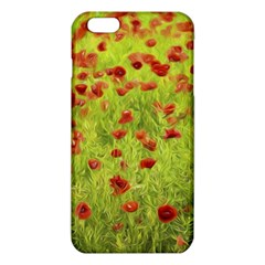Poppy Viii Iphone 6 Plus/6s Plus Tpu Case by colorfulartwork