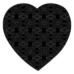 Powder Magic Jigsaw Puzzle (heart) by MRTACPANS