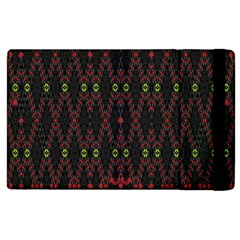 Blax In Color Apple Ipad 2 Flip Case by MRTACPANS