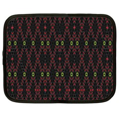Blax N Color Netbook Case (large) by MRTACPANS