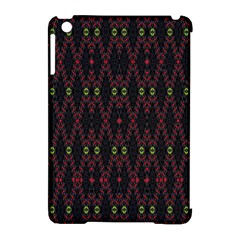 Blax N Color Apple Ipad Mini Hardshell Case (compatible With Smart Cover) by MRTACPANS