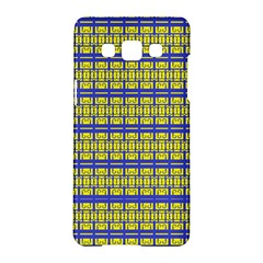 No Vaccine Samsung Galaxy A5 Hardshell Case  by MRTACPANS