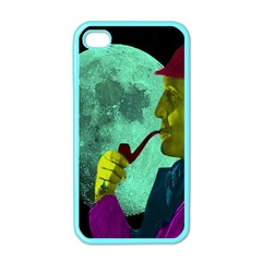 Sherlock Holmes Apple Iphone 4 Case (color)