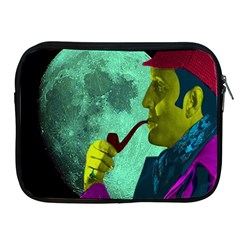 Sherlock Holmes Apple Ipad 2/3/4 Zipper Cases