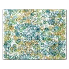 Fading Shapes Texture                                                    			jigsaw Puzzle (rectangular) by LalyLauraFLM