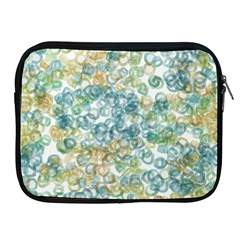 Fading Shapes Texture                                                    			apple Ipad 2/3/4 Zipper Case by LalyLauraFLM