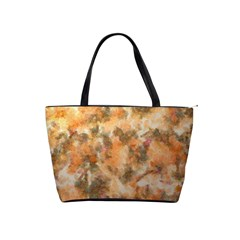 Water Oil Paint                                                       Classic Shoulder Handbag by LalyLauraFLM