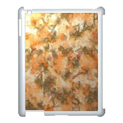 Water Oil Paint                                                       			apple Ipad 3/4 Case (white) by LalyLauraFLM
