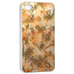 Water Oil Paint                                                       			apple Iphone 4/4s Seamless Case (white) by LalyLauraFLM