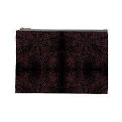 Spotted Cosmetic Bag (large)  by MRTACPANS