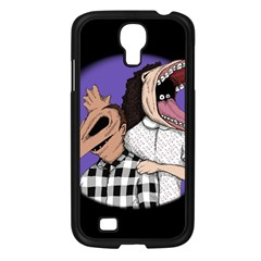 Family Portrait Of The Recently Deceased Samsung Galaxy S4 I9500/ I9505 Case (black) by lvbart