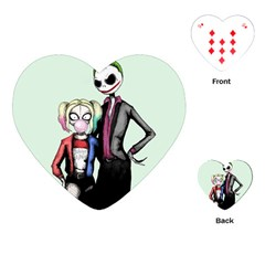 Suicide Nightmare Squad Playing Cards (heart)
