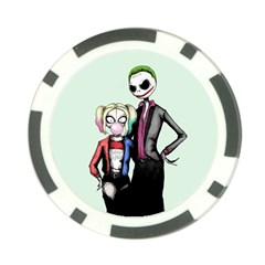 Suicide Nightmare Squad Poker Chip Card Guards by lvbart