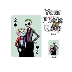 Suicide Nightmare Squad Playing Cards 54 (mini)  by lvbart