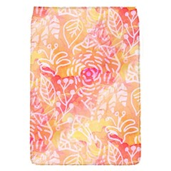 Sunny Floral Watercolor Flap Covers (s)  by KirstenStar
