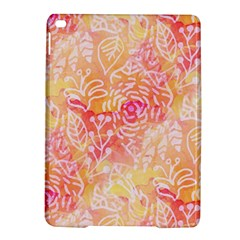 Sunny Floral Watercolor Ipad Air 2 Hardshell Cases by KirstenStar