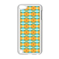 Dragonflies Summer Pattern Apple Ipod Touch 5 Case (white) by Costasonlineshop
