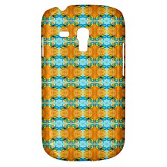 Dragonflies Summer Pattern Samsung Galaxy S3 Mini I8190 Hardshell Case by Costasonlineshop