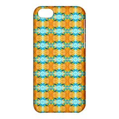 Dragonflies Summer Pattern Apple Iphone 5c Hardshell Case by Costasonlineshop