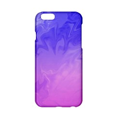 Ombre Purple Pink Apple Iphone 6/6s Hardshell Case by BrightVibesDesign