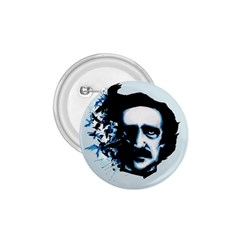 Edgar Allan Poe Crows 1 75  Buttons by lvbart