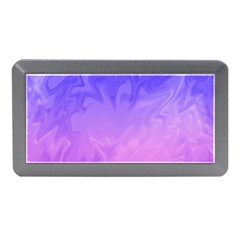Ombre Purple Pink Memory Card Reader (mini) by BrightVibesDesign