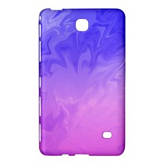 Ombre Purple Pink Samsung Galaxy Tab 4 (8 ) Hardshell Case