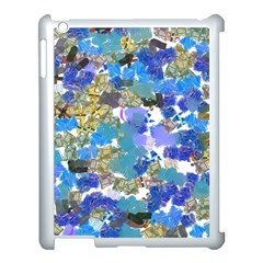 Mixed Brushes                                                           			apple Ipad 3/4 Case (white) by LalyLauraFLM