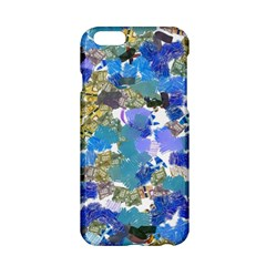 Mixed Brushes                                                           			apple Iphone 6/6s Hardshell Case by LalyLauraFLM