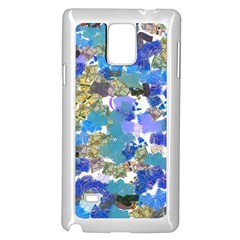Mixed Brushes                                                           			samsung Galaxy Note 4 Case (white) by LalyLauraFLM