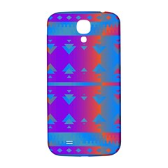 Triangles Gradient                                                             			samsung Galaxy S4 I9500/i9505 Hardshell Back Case by LalyLauraFLM
