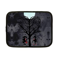 Love Tree Netbook Case (small)  by lvbart