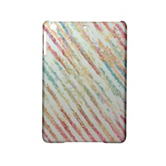 Diagonal Stripes Painting                                                               			apple Ipad Mini 2 Hardshell Case