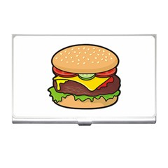 Cheeseburger Business Card Holders by sifis
