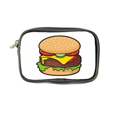 Cheeseburger Coin Purse by sifis