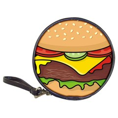 Cheeseburger Classic 20 Cd Wallets by sifis