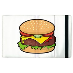 Cheeseburger Apple Ipad 3/4 Flip Case by sifis