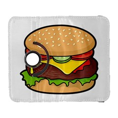 Cheeseburger Samsung Galaxy S  Iii Flip 360 Case by sifis