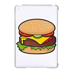 Cheeseburger Apple Ipad Mini Hardshell Case (compatible With Smart Cover)