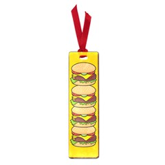 Cheeseburger Small Book Marks by sifis