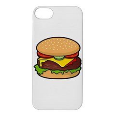 Cheeseburger Apple Iphone 5s/ Se Hardshell Case by sifis