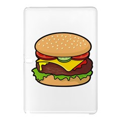 Cheeseburger Samsung Galaxy Tab Pro 12 2 Hardshell Case by sifis