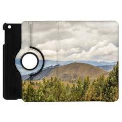 Ecuadorian Landscape At Chimborazo Province Apple Ipad Mini Flip 360 Case by dflcprints