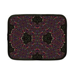 Philosophie Wheel Netbook Case (small)  by MRTACPANS