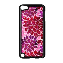 Rose Quartz Flowers Apple Ipod Touch 5 Case (black) by KirstenStar
