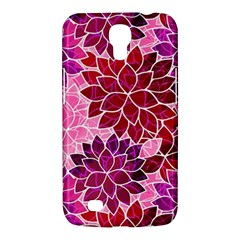 Rose Quartz Flowers Samsung Galaxy Mega 6 3  I9200 Hardshell Case by KirstenStar