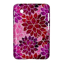 Rose Quartz Flowers Samsung Galaxy Tab 2 (7 ) P3100 Hardshell Case  by KirstenStar
