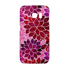 Rose Quartz Flowers Galaxy S6 Edge by KirstenStar