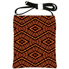 Fire N Flame Shoulder Sling Bags by MRTACPANS